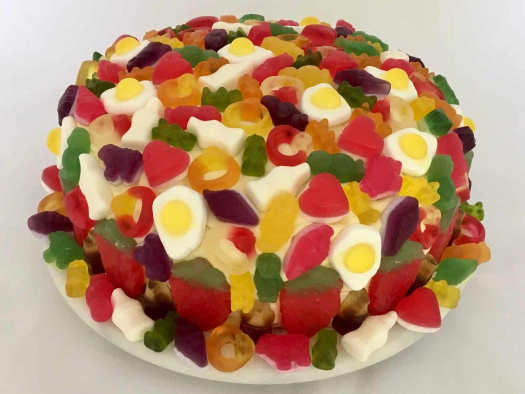 Remarkable Sweets Cake Zeshlife Personalised Birthday Cards Xaembasilily Jamesorg